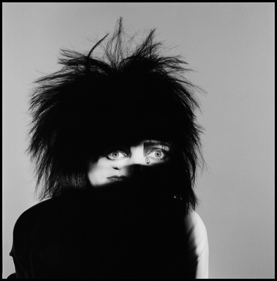 Siouxie, Rotherhithe, London, 1984 By Brian Griffin