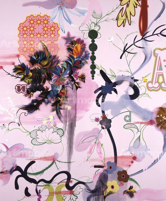 Enlarged version of Wonderland, 2004