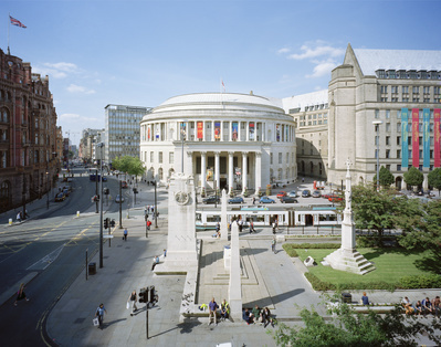 Central Library & War Memorial, Manchester, 2002