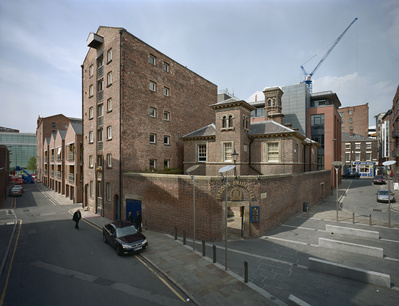 Bridewell, Argyle Street, Ropewalks, Liverpool, 2008