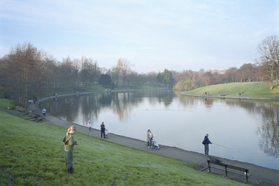 Sefton Park Lake, Liverpool, 2006
