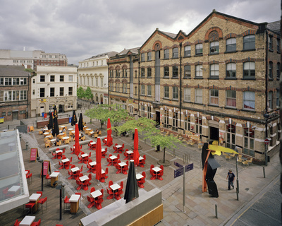 Concert Square, Ropewalks, Liverpool, 2008
