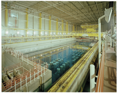 Thorp Plant pool v1, Sellafield (BNFL), Cumbria, 1998