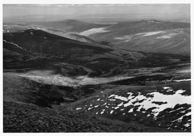 Skiddaw Fell, Cumbria, 1979 By John Davies