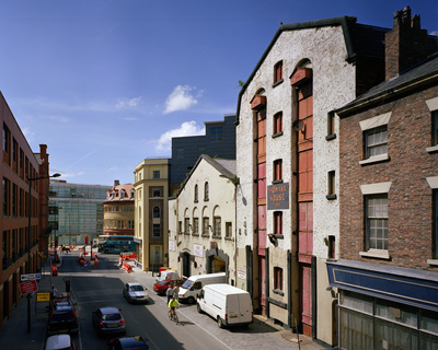Duke Street, Ropewalks, Liverpool, 2008
