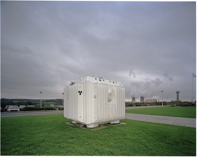Transport Pod, Sellafield (BNFL), Cumbria, 1998