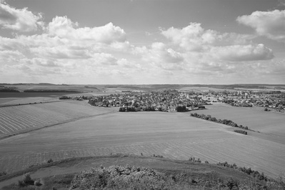 From Terril 2 towards Houdain, France, 2014 By John Davies