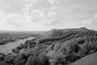 From Terril de Grenay towards Mazingarbe, France, 2014 By John Davies