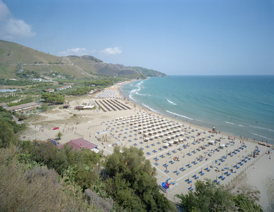 Beach, Adelphi Coast, Italy, 2007