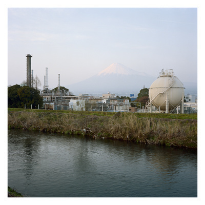 Mt. Fuji, Fuji City 911, Japan, 2008 By John Davies