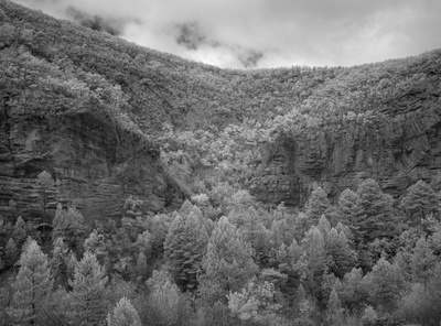 El barranco de la Hoz 28, Spain, 2014 By John Davies