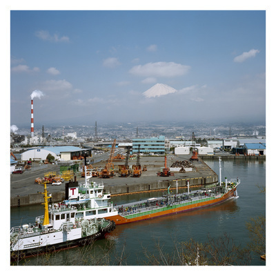 Mt. Fuji, Fuji City 49, Japan, 2008 By John Davies