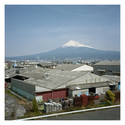 Mt. Fuji, Fuji City 17, Japan, 2008 By John Davies