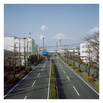 Mt. Fuji, Fuji City 39, Japan, 2008 By John Davies