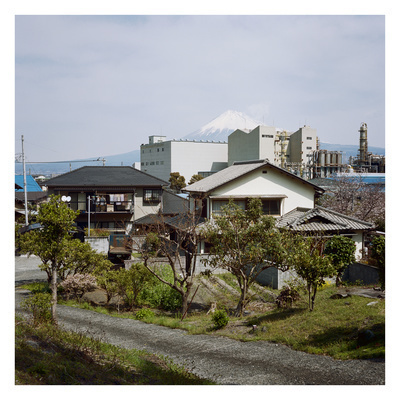 Mt. Fuji, Fuji City 16, Japan, 2008 By John Davies