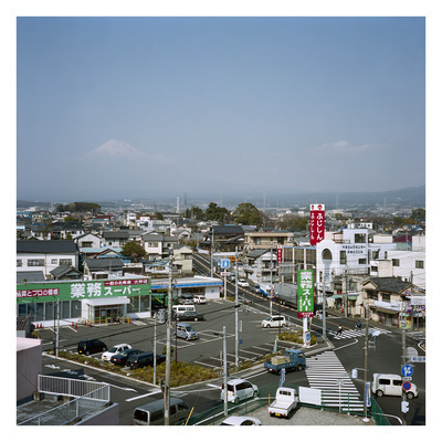 Mt. Fuji, Fuji City 68, Japan, 2008 By John Davies