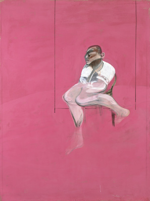 'Study for Portrait of John Edwards', c. 1984 By Francis Bacon