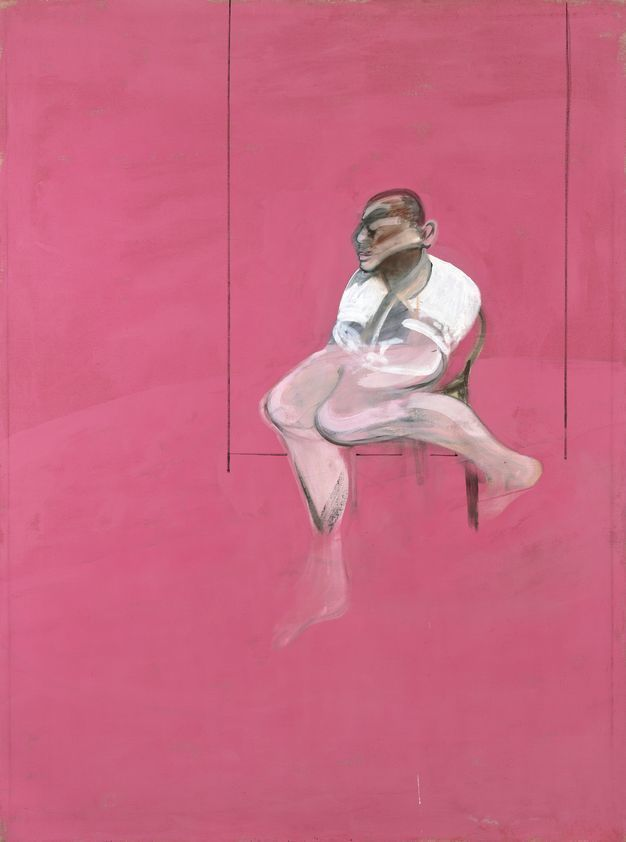 'Study for Portrait of John Edwards', c. 1984