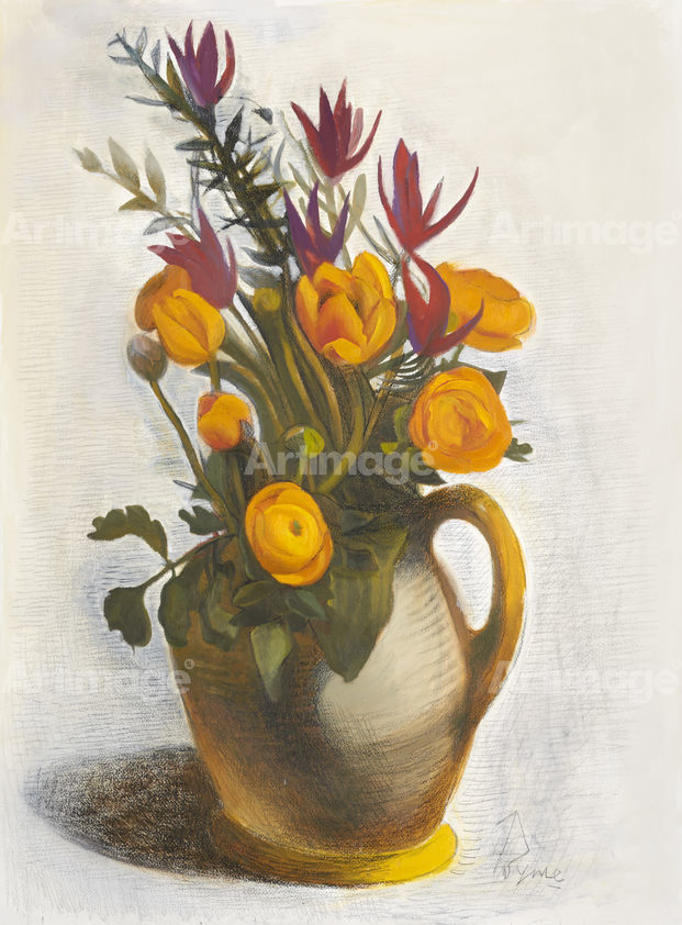 Enlarged version of Anniversary Bouquet, 2015