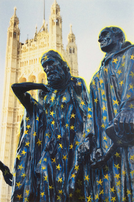Burghers of Calais, 2016