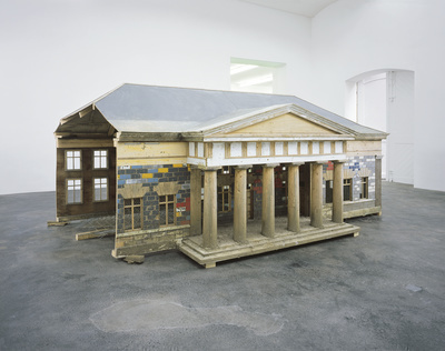 Burn Time (2000) By Simon Starling