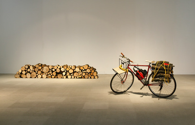 Carbon (Hiroshima) (2011)  By Simon Starling