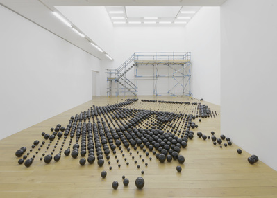 La Source (Demi-teinte) (2009)  By Simon Starling