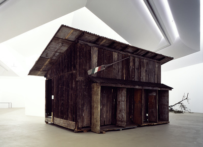 Shedboatshed (Mobile Architecture No 2) (2005) By Simon Starling