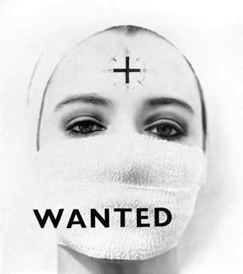 Wanted from 50%, The Visible Woman series, 1969