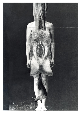 I am the Half from 50%, The Visible Woman series, 1969