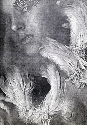Bird Woman 02, 1975-76 By Penelope Slinger