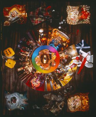 The Seven Deadly Sins And The Four Last Things, 1993 By Calum Colvin