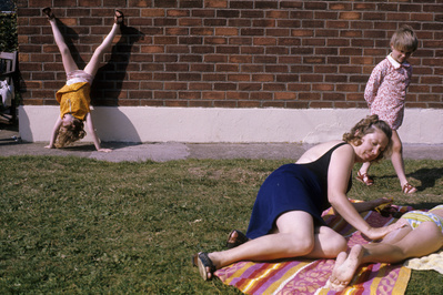 Butlin's holiday camp, Filey, Yorkshire, 1972 By Daniel Meadows