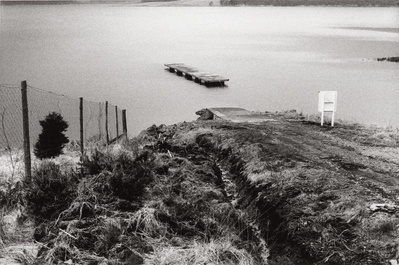 The Village of Plashetts, Submerged by Kielder Reservoir 198...