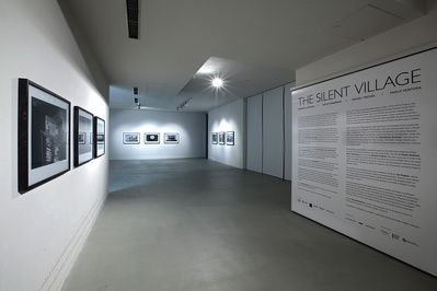 The Silent Village, Exhibition Installation of 'Everyday', D... By Peter Finnemore