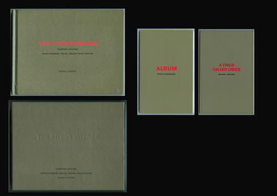 The Silent Village, 3 part box Catalogue, 2010