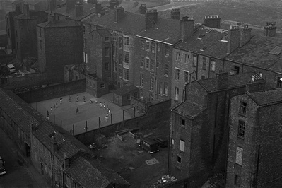 Haigh Street, 1975. Liverpool series By Paul Trevor