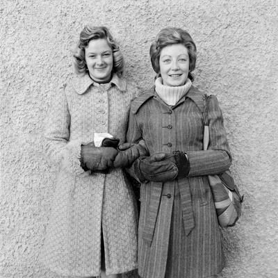 Portrait from the Free Photographic Omnibus: Workington, 197... By Daniel Meadows