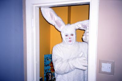 Easter Bunny, 2003 By David Shrigley