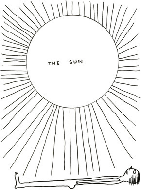 Untitled (The Sun), 2005