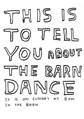 Untitled (Barn dance), 2004