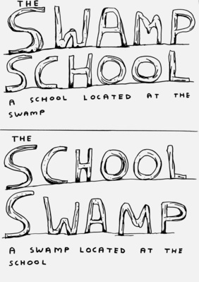 Untitled (Swamp school), 2006