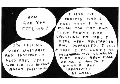 Untitled (How are you feeling?), 2006