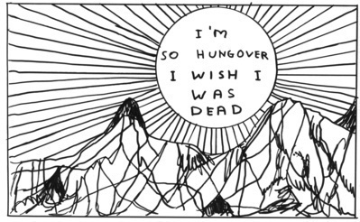 Untitled (Hungover), 2006