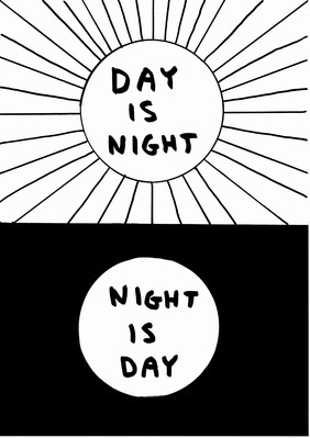 Untitled (Day is night), 2010