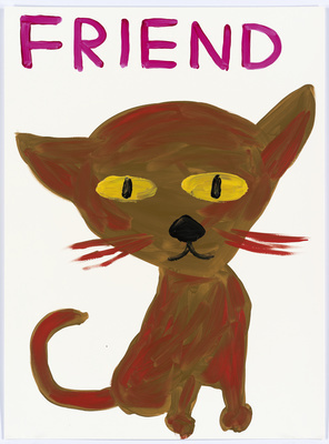 Untitled (Friend), 2015