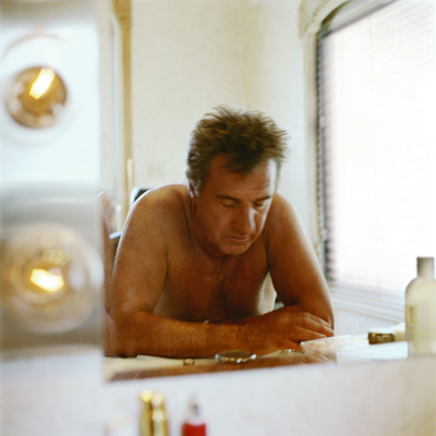 Dustin Hoffman (From the Crying Men series), 2002-2004 By Sam Taylor-Johnson