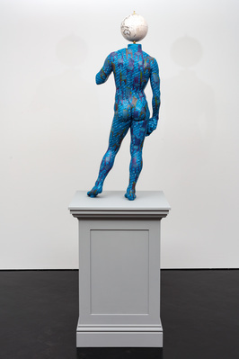 David (after Michelangelo), 2016