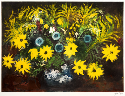Yellow Flowers, 1988