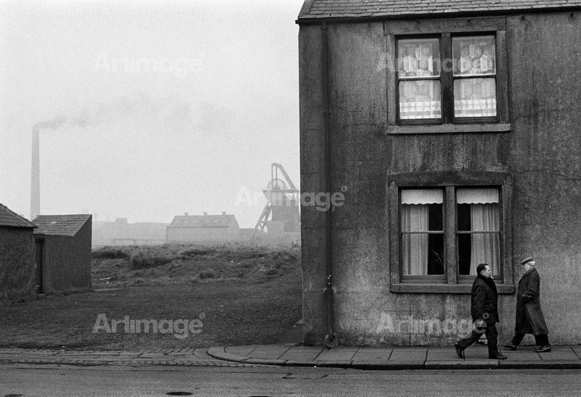 Enlarged version of Reportage from the Free Photographic Omnibus: Workington, Cumbria, 1974